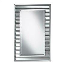 Silver Wall Mirror