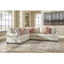 Amici - Linen 3 Piece Sectional