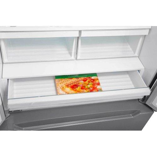 22.5 Cu. Ft. Counter-Depth 4-Door French Door Refrigerator
