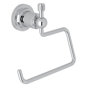 Polished Chrome Campo Open Toilet Paper Holder Product Image