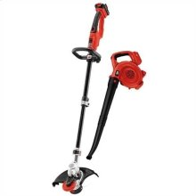 20V MAX* String Trimmer + Sweeper Lithium Ion Combo Kit