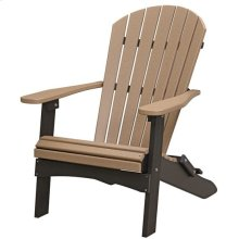 Comfo-Back Folding Adirondack Chair