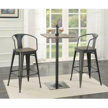 Industrial Bar Table