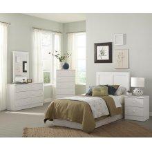 White Dresser