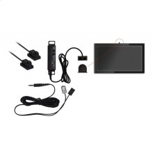 IR Kit with 1-RX and 4-Dual Emitters for AC adapter
