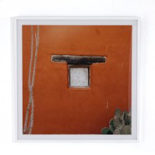 Desert Details By Kara Buse Framed Paper