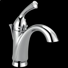 Chrome Single Handle Centerset Bathroom Faucet