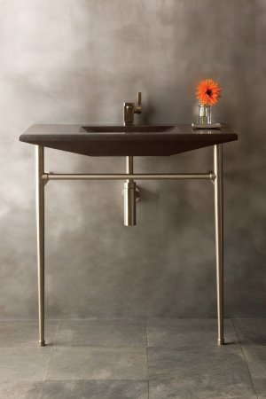Cortina Console Noce Basalt Product Image