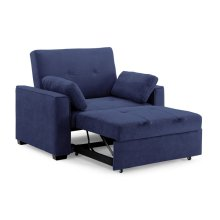 Nantucket Sofa Sleeper in Navy