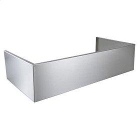 Optional Standard Depth Flue Cover for EPD61 Series Range Hoods in Stainless Steel