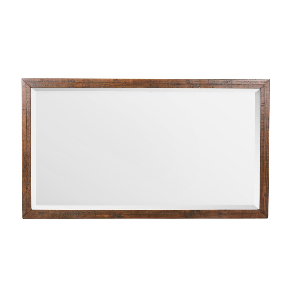 Geo Rectangular Mirror