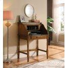 Palmetto Warm Honey Roll Top Secretary Desk Product Image