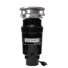 1/3 Horsepower Continuous Feed Disposal with Industry Standard 3 Bolt Mount System