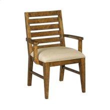Traverse Ladderback Arm Chair