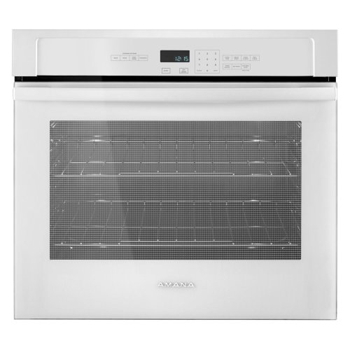 4.3 cu. ft. SIngle Thermal Wall Oven White