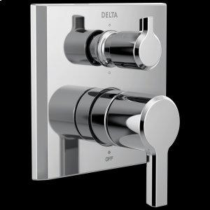 Chrome 14 Series Integrated Diverter Trim - 6 Function Diverter Product Image