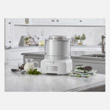 Frozen Yogurt - Ice Cream & Sorbet Maker