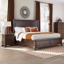 Telluride Storage Bed