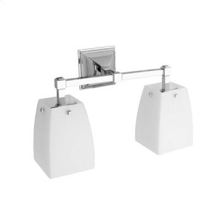 Polished Chrome Double Down Light Product Image