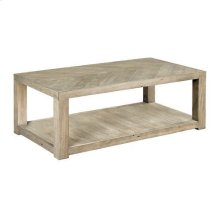 Reclamation Place Rectangular Cocktail Table