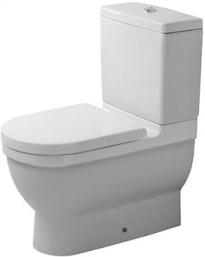 Starck 3 Toilet Close-coupled Product Image