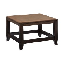 1 ONLY! Square Cocktail Table