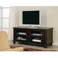 Casual Merlot TV Console Product Image