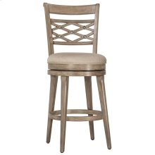 Chesney Swivel Counter Height Stool