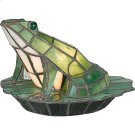 Green Frog Accent Lamp in Other Product Image