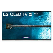 LG E9 Glass 55 inch Class 4K Smart OLED TV w/AI ThinQ® (54.6'' Diag)