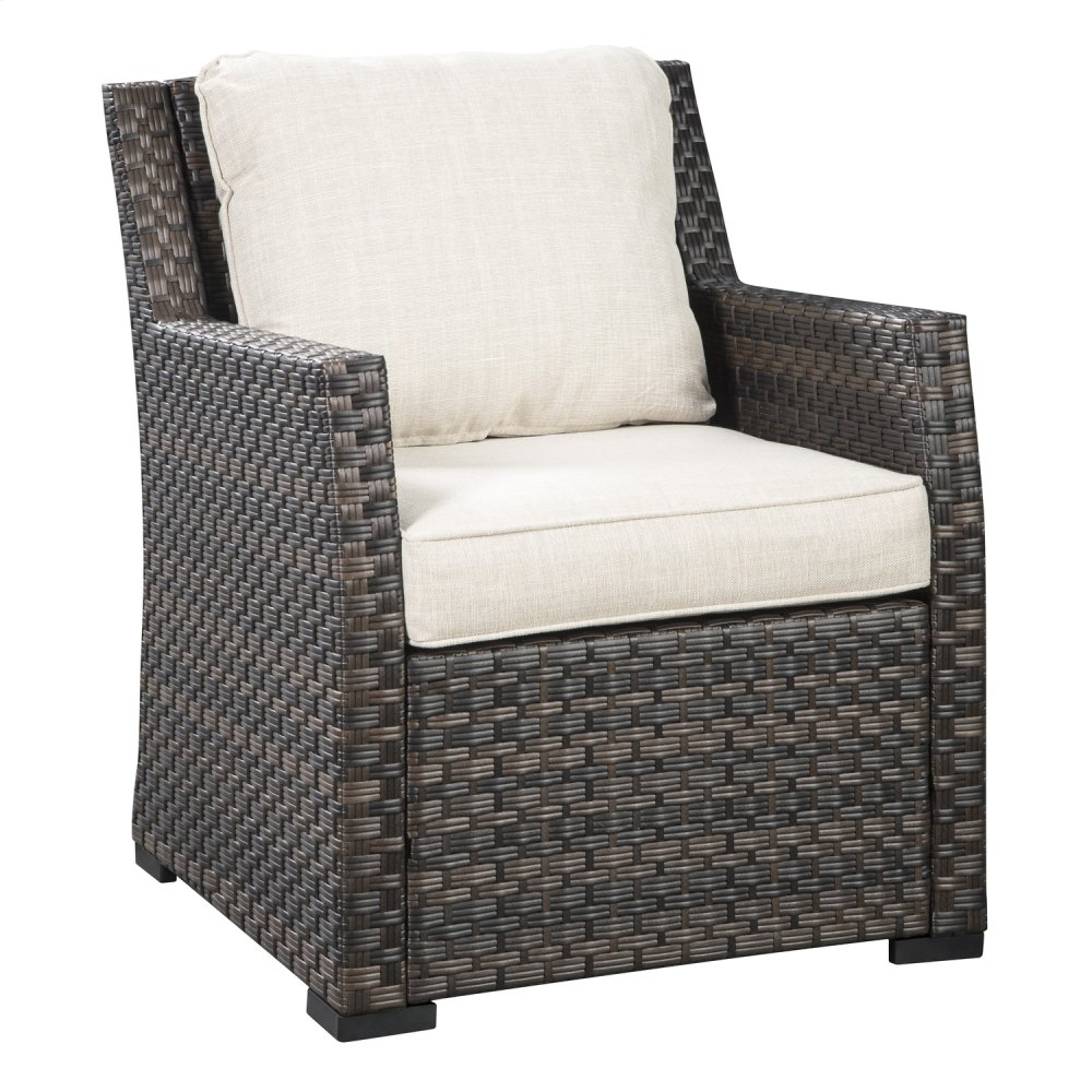 Lounge Chair w/Cushion (1/CN)