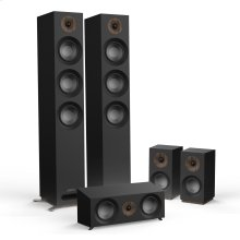 S 809 HCS Home Cinema System - Black