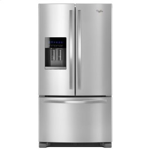 36-inch Wide French Door Refrigerator - 25 cu. ft. Product Image