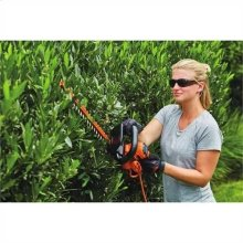 18 in. Electric Hedge Trimmer