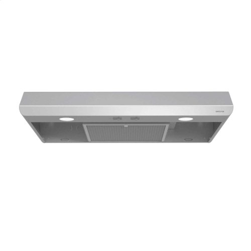 Sahale 30-Inch 250 CFM Stainless Steel Range Hood with light