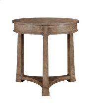 Wethersfield Estate Lamp Table - Brimfield Oak