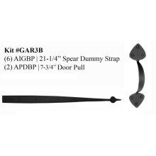 SPEAR DESIGN GARAGE DOOR KIT
