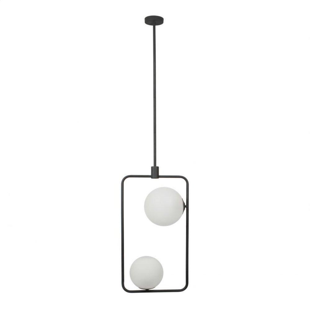 Whistler Pendant Lamp Black