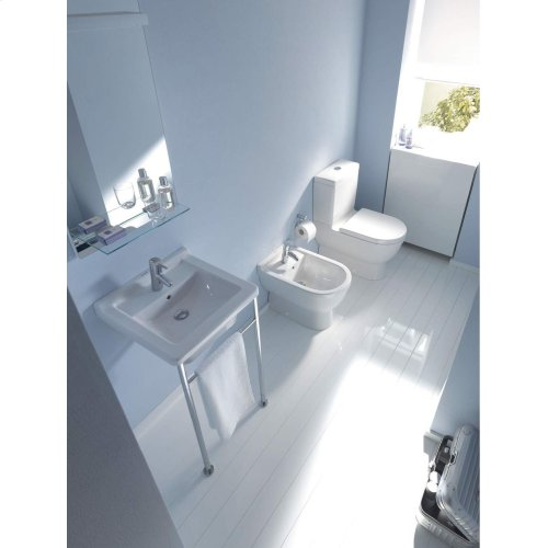 Starck 3 Toilet Close-coupled