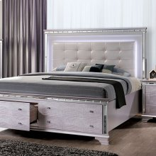 California King-Size Claudette Bed