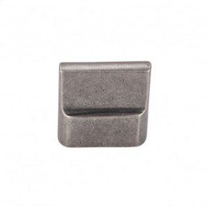Aspen Flat Sided Knob 7/8 Inch (c-c) - Silicon Bronze Light Product Image