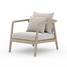Stone Grey Cover Numa Outdoor Chair - Washed Brown