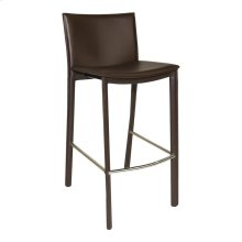 Panca Barstool Brown