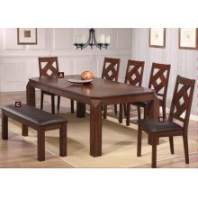Diamond Dining Set