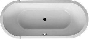 White Starck Tubs/shower Trays Bathtub Product Image