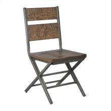 Kavara - Medium Brown Set Of 2 Dining Room Chairs