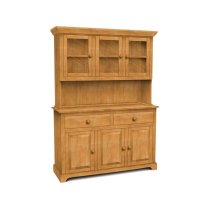 3 Door Hutch (shown w/B-3 which is sold separately) Product Image