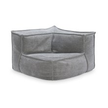 Crash Pad Upholstered Corner Chair