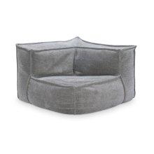Crash Pad Upholstered Corner Chair