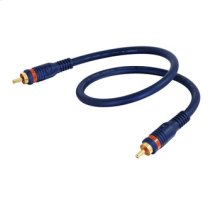 12ft Velocity[TM] S/PDIF Digital Audio Coax Cable